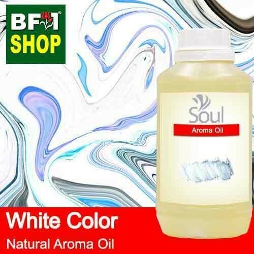 Natural Aroma Oil (AO) - White Color Aura Aroma Oil - 500ml