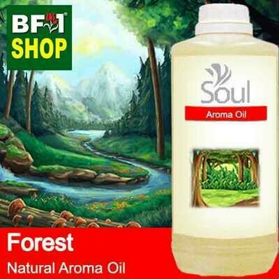 Natural Aroma Oil (AO) - Forest Aura Aroma Oil - 1L