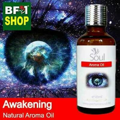 Natural Aroma Oil (AO) - Awakening Aura Aroma Oil - 50ml