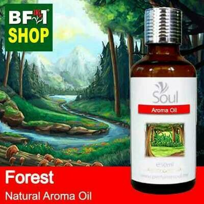 Natural Aroma Oil (AO) - Forest Aura Aroma Oil - 50ml