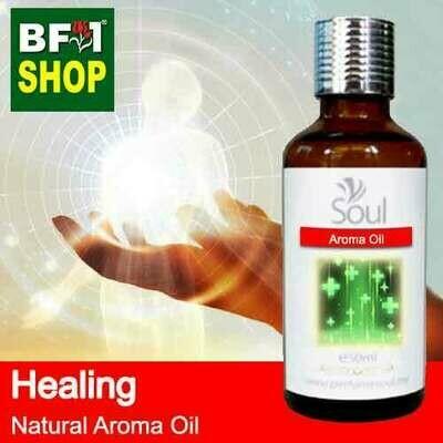 Natural Aroma Oil (AO) - Healing Aura Aroma Oil - 50ml
