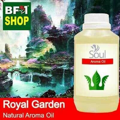 Natural Aroma Oil (AO) - Royal Garden Aura Aroma Oil - 500ml