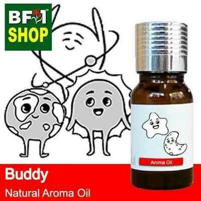 Natural Aroma Oil (AO) - Buddy Aura Aroma Oil - 10ml