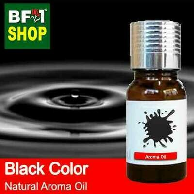 Natural Aroma Oil (AO) - Black Color Aura Aroma Oil - 10ml