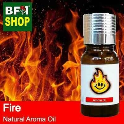 Natural Aroma Oil (AO) - Fire Aura Aroma Oil - 10ml