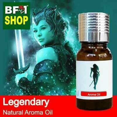 Natural Aroma Oil (AO) - Legendary Aura Aroma Oil - 10ml