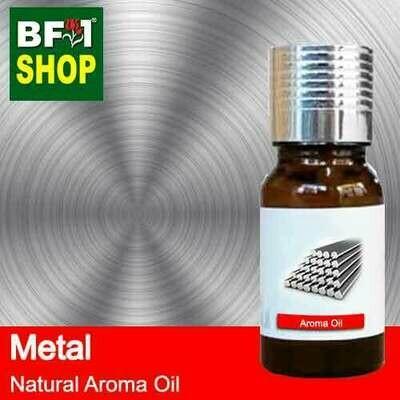 Natural Aroma Oil (AO) - Metal Aura Aroma Oil - 10ml