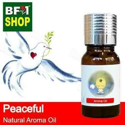 Natural Aroma Oil (AO) - Peaceful Aura Aroma Oil - 10ml