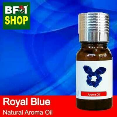 Natural Aroma Oil (AO) - Royal Blue Aura Aroma Oil - 10ml