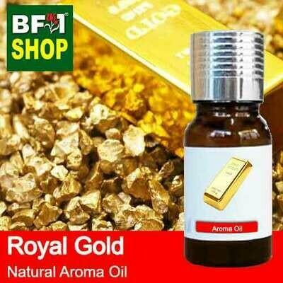 Natural Aroma Oil (AO) - Royal Gold Aura Aroma Oil - 10ml