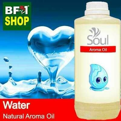 Natural Aroma Oil (AO) - Water Aura Aroma Oil - 1L