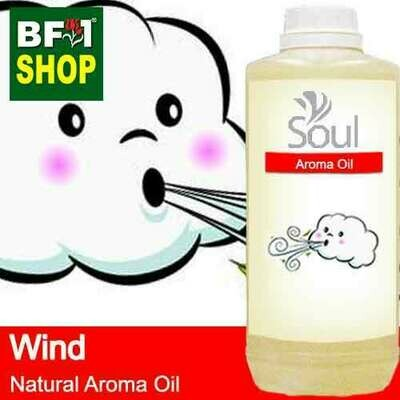 Natural Aroma Oil (AO) - Wind Aura Aroma Oil - 1L