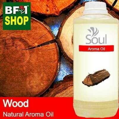 Natural Aroma Oil (AO) - Wood Aura Aroma Oil - 1L