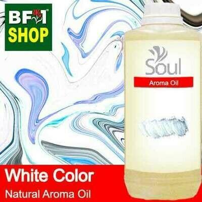 Natural Aroma Oil (AO) - White Color Aura Aroma Oil - 1L