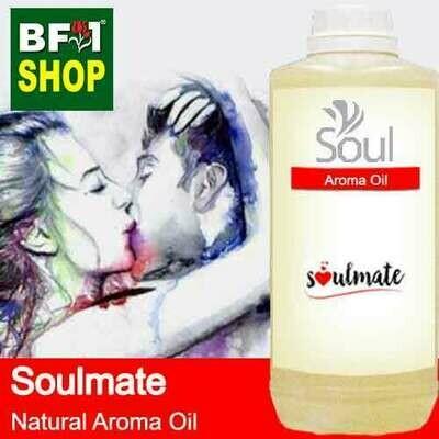 Natural Aroma Oil (AO) - Soulmate Aura Aroma Oil - 1L