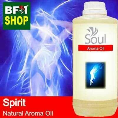 Natural Aroma Oil (AO) - Spirit Aura Aroma Oil - 1L