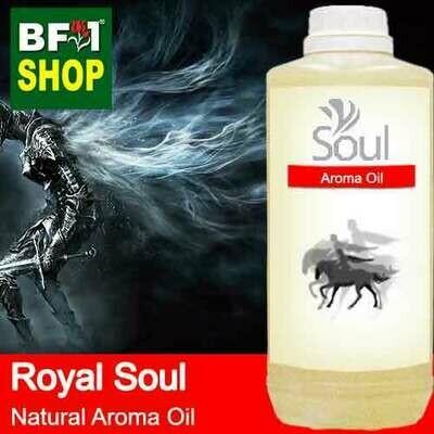Natural Aroma Oil (AO) - Royal Soul Aura Aroma Oil - 1L