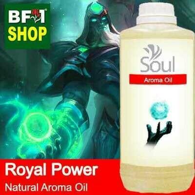 Natural Aroma Oil (AO) - Royal Power Aura Aroma Oil - 1L