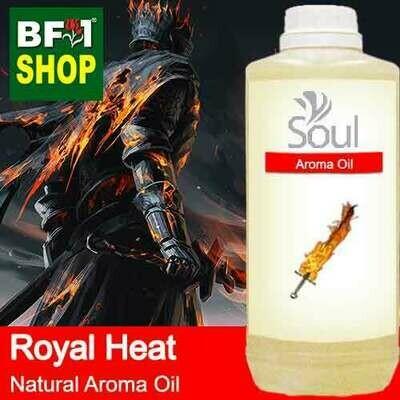 Natural Aroma Oil (AO) - Royal Heat Aura Aroma Oil - 1L