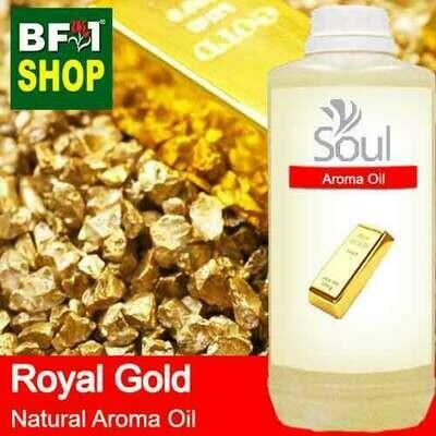 Natural Aroma Oil (AO) - Royal Gold Aura Aroma Oil - 1L