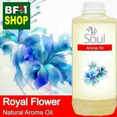 Natural Aroma Oil (AO) - Royal Flower Aura Aroma Oil - 1L
