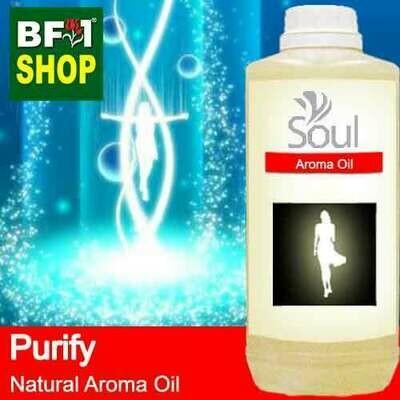 Natural Aroma Oil (AO) - Purify Aura Aroma Oil - 1L