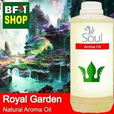 Natural Aroma Oil (AO) - Royal Garden Aura Aroma Oil - 1L