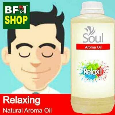 Natural Aroma Oil (AO) - Relaxing Aura Aroma Oil - 1L