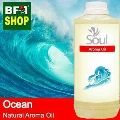 Natural Aroma Oil (AO) - Ocean Aura Aroma Oil - 1L