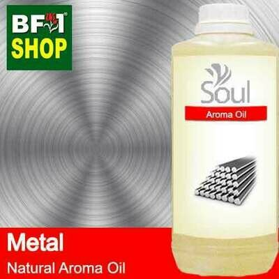 Natural Aroma Oil (AO) - Metal Aura Aroma Oil - 1L