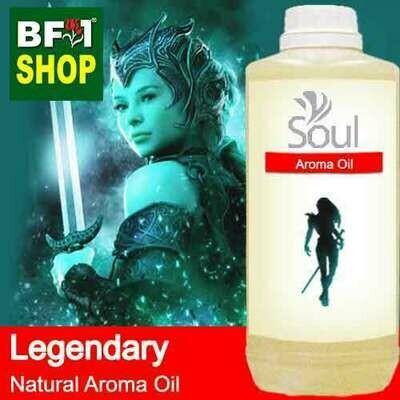 Natural Aroma Oil (AO) - Legendary Aura Aroma Oil - 1L