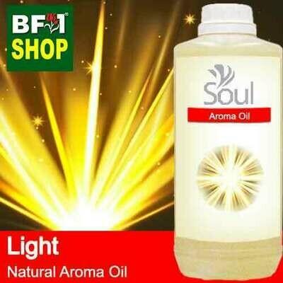 Natural Aroma Oil (AO) - Light Aura Aroma Oil - 1L