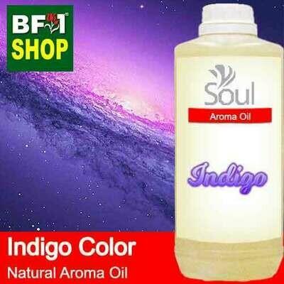 Natural Aroma Oil (AO) - Indigo Color Aura Aroma Oil - 1L