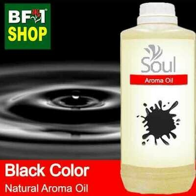 Natural Aroma Oil (AO) - Black Color Aura Aroma Oil - 1L