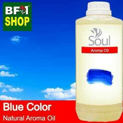 Natural Aroma Oil (AO) - Blue Color Aura Aroma Oil - 1L