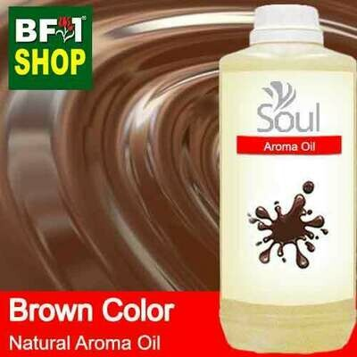 Natural Aroma Oil (AO) - Brown Color Aura Aroma Oil - 1L