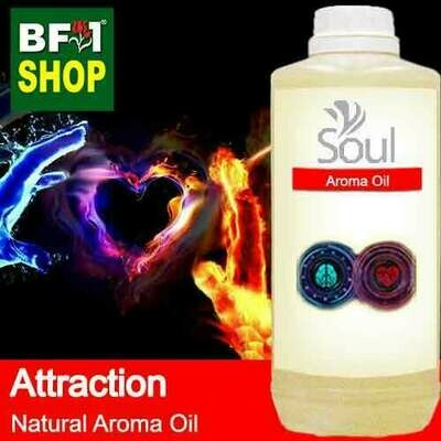 Natural Aroma Oil (AO) - Attraction Aura Aroma Oil - 1L