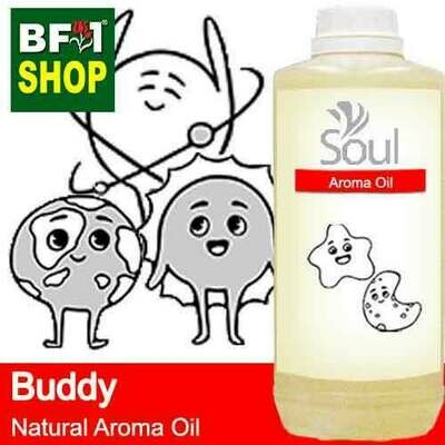 Natural Aroma Oil (AO) - Buddy Aura Aroma Oil - 1L