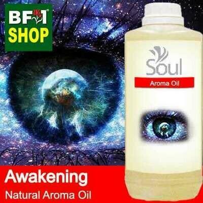 Natural Aroma Oil (AO) - Awakening Aura Aroma Oil - 1L