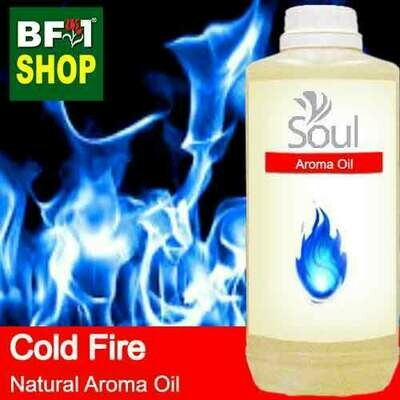Natural Aroma Oil (AO) - Cold Fire Aura Aroma Oil - 1L