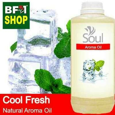 Natural Aroma Oil (AO) - Cool Fresh Aura Aroma Oil - 1L