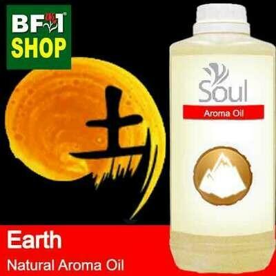 Natural Aroma Oil (AO) - Earth Aura Aroma Oil - 1L