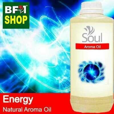 Natural Aroma Oil (AO) - Energy Aura Aroma Oil - 1L