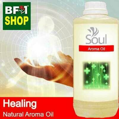 Natural Aroma Oil (AO) - Healing Aura Aroma Oil - 1L
