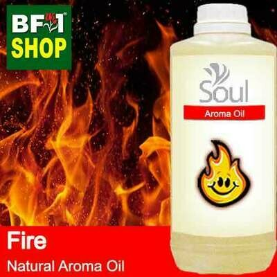 Natural Aroma Oil (AO) - Fire Aura Aroma Oil - 1L
