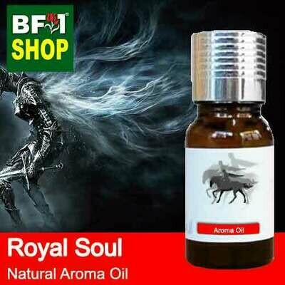 Natural Aroma Oil (AO) - Royal Soul Aura Aroma Oil - 10ml