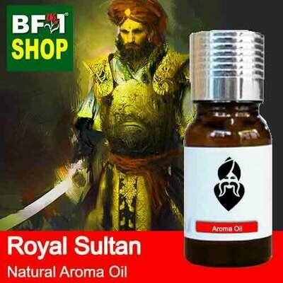 Natural Aroma Oil (AO) - Royal Sultan Aura Aroma Oil - 10ml