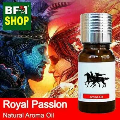 Natural Aroma Oil (AO) - Royal Passion Aura Aroma Oil - 10ml
