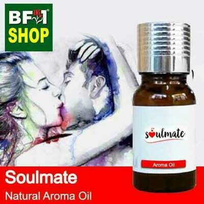 Natural Aroma Oil (AO) - Soulmate Aura Aroma Oil - 10ml