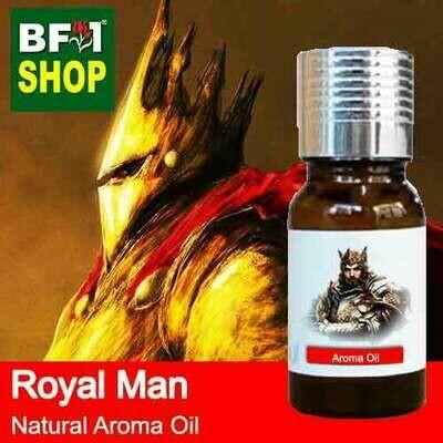 Natural Aroma Oil (AO) - Royal Man Aura Aroma Oil - 10ml